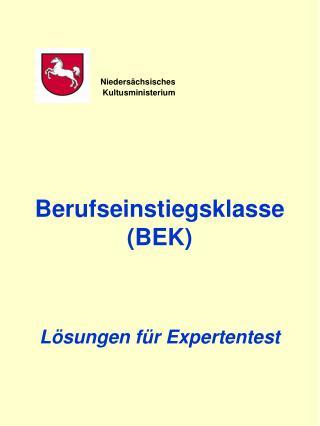 Nieders�chsisches  Kultusministerium