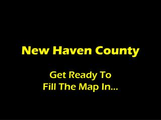 New Haven County