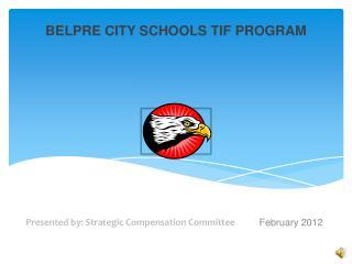 Belpre City Schools TIF Program
