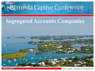 Segregated Accounts Companies