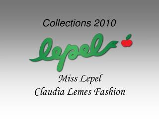 Collections  2010