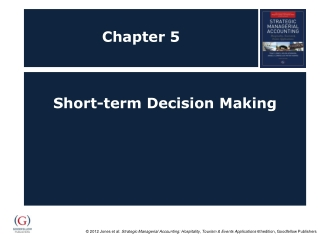 Chapter 15  The Nature of Management Accounting