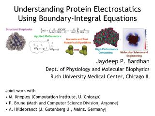 Understanding Protein Electrostatics Using Boundary-Integral Equations