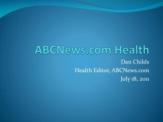 ABCNews Health