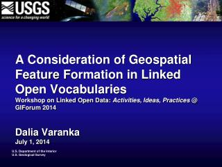 Geospatial Feature