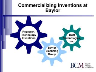Commercializing Inventions at Baylor