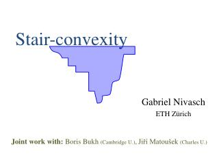 Stair-convexity