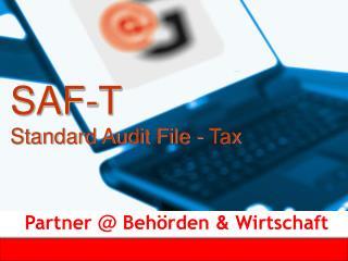 Partner  @  Behörden  &  Wirtschaft