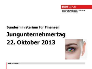 Wien, 22.10.2013