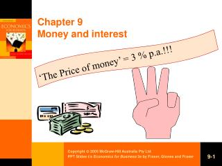 Chapter 9 Money and interest