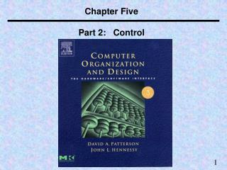 Chapter Five Part 2:   Control