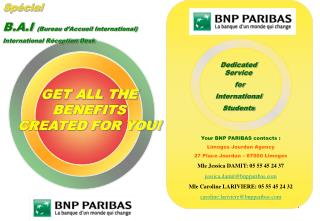 GET ALL THE BENEFITS CREATED FOR YOU!
