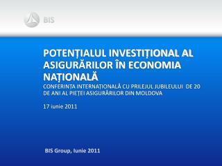 BIS Group, Iunie 20 11