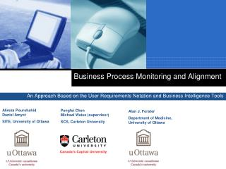 Business Process Monitoring and Alignment