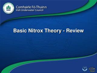 Basic Nitrox Theory - Review