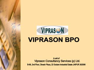 VIPRASON BPO