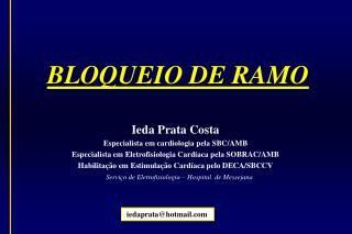 BLOQUEIO DE RAMO