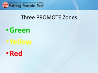 Green Yellow Red