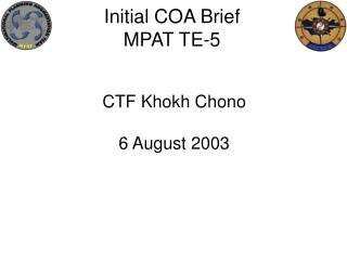 Initial COA Brief MPAT TE-5