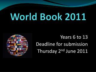 World Book 2011