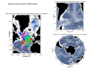 Surface Pressure drift in BSH Floats