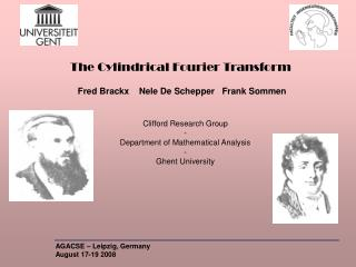 The Cylindrical Fourier Transform
