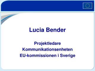 Lucia Bender