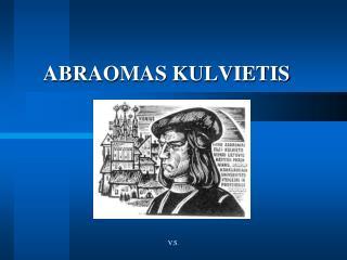 ABRAOMAS KULVIETIS