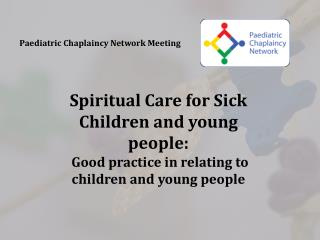 Paediatric Chaplaincy Network Meeting