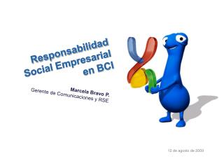 Responsabilidad Social Empresarial en BCI
