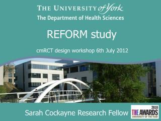 REFORM study