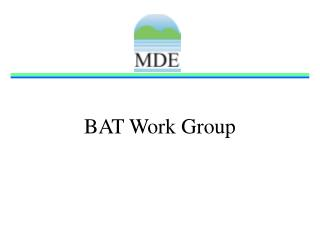 BAT Work Group