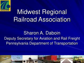 Midwest Regional  Railroad Association