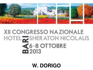 W. DORIGO