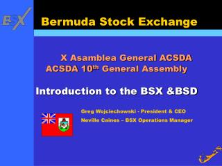 Bermuda Stock Exchange
