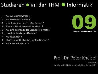 Studieren    an der THM    Informatik