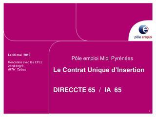 Pôle emploi Midi Pyrénées