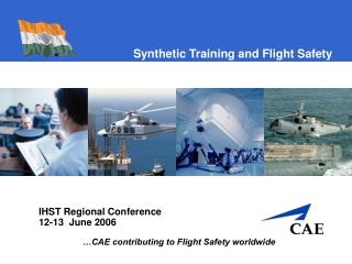 Synthetic Training and Flight Safety