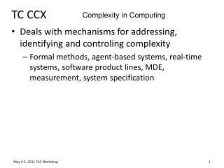 TC CCX