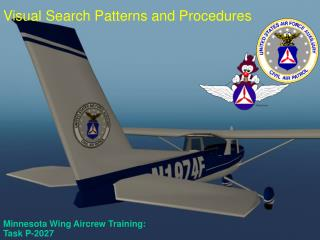 Minnesota Wing Aircrew Training:  Task P-2027