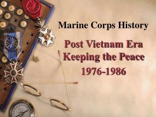 Marine Corps History