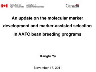 Kangfu Yu November 17, 2011