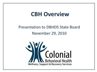 CBH Overview