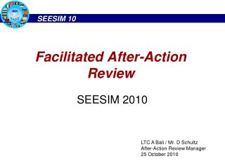 Facilitated After-Action Review