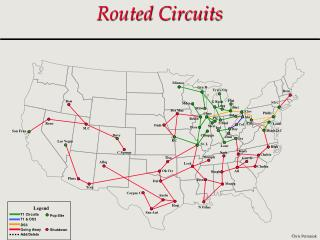 Routed Circuits