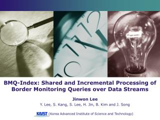 BMQ-Index: Shared and Incremental Processing of Border Monitoring Queries over Data Streams