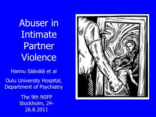 Abuser in Intimate Partner Violence