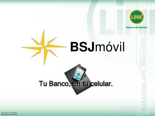 BSJ m ó vil