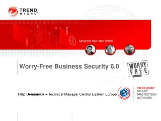 Worry-Free Business Security 6.0