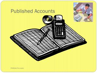 Published Accounts